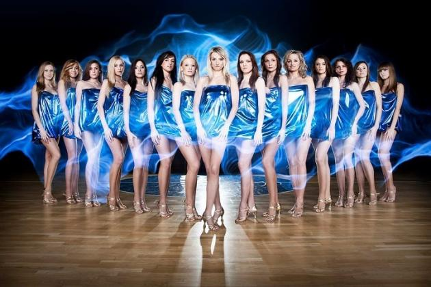 Prokom Cheerleaders Are Poland's Best-Kept Secret