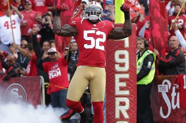 49ers Linebacker Patrick Willis and Duracell Launch 'Trust Your Power' Campaign