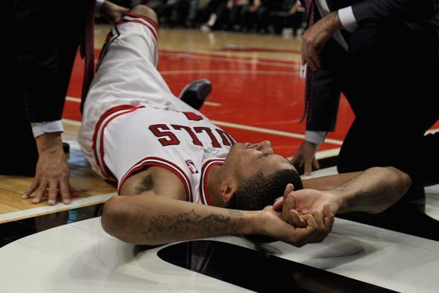 Chicago Bulls: Should the Bulls Tank the '12-13 Season If D-Rose Heals Too Slow?
