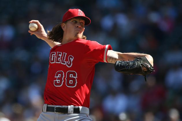 Weaver Pitches Like an Ace, but Can He Win the Cy Young?