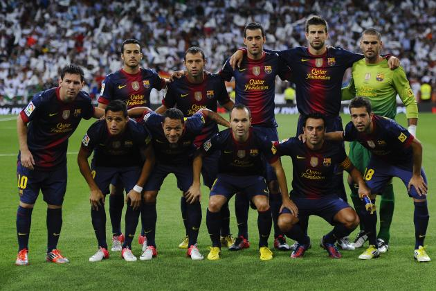 Barcelona vs. Spartak Moskva: Date, Time, Live Stream, TV Info and Preview