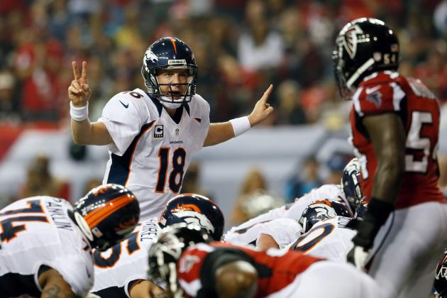Peyton Manning's Rough Start Cost the Broncos on Monday Night