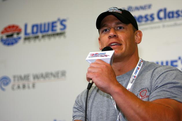 John Cena Elbow Injury: How Will Cena's Absence Affect WWE Champion CM Punk?
