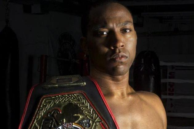 A Conversation with Randy Blake: The Great American Kickboxing Hope