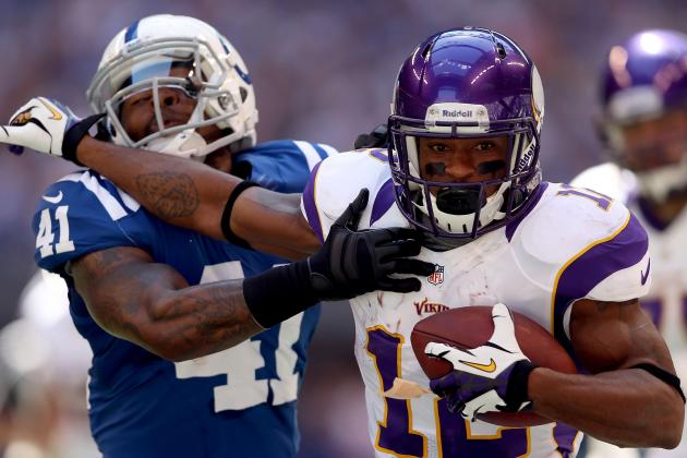 Minnesota Vikings: Receiver Position Needs to Be Addressed in 2013