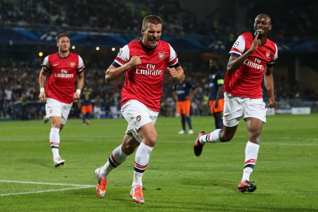 Montpellier vs. Arsenal: As It Happened