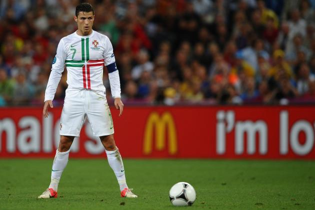 Cristiano Ronaldo Is a Perfect Example of How Work Ethic Can Ignite a Career