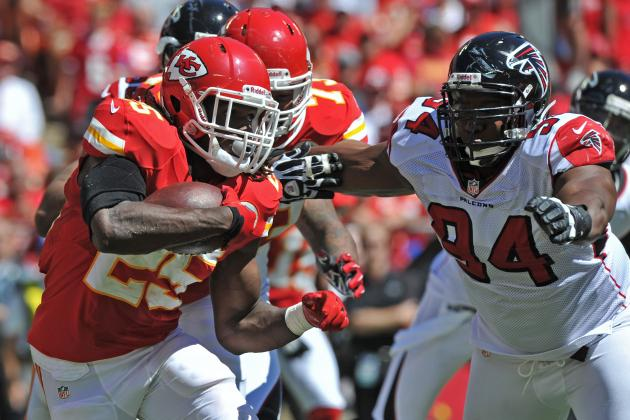 Week 3 Fantasy Football Projections: Jamaal Charles and RBs Set to Run Wild