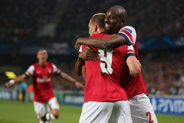 Arsenal vs Montpellier: Score, Highlights and Grades