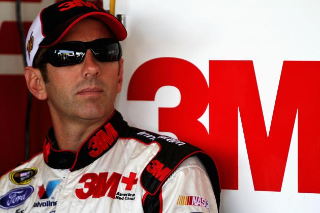 Greg Biffle Optimistic About Chase Hopes Despite Rough Start at Chicagoland