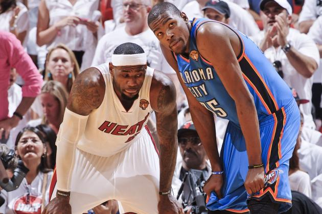 Can Kevin Durant Surpass LeBron James as the NBA's Best Player?