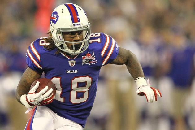 Naaman Roosevelt: It's Time for the Buffalo Bills to Bring Him Back