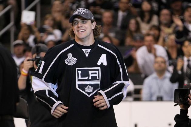 Kopitar Signs with Swedish Team