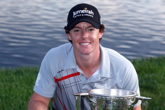 The Rory McIlroy Express: Let's Tap the Brakes and Enjoy the Tour Championship