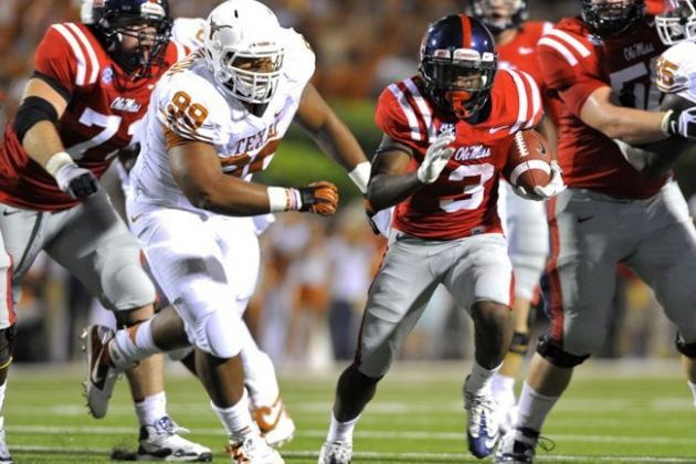 The Report Card: Ole Miss Rebels vs. Texas Longhorns