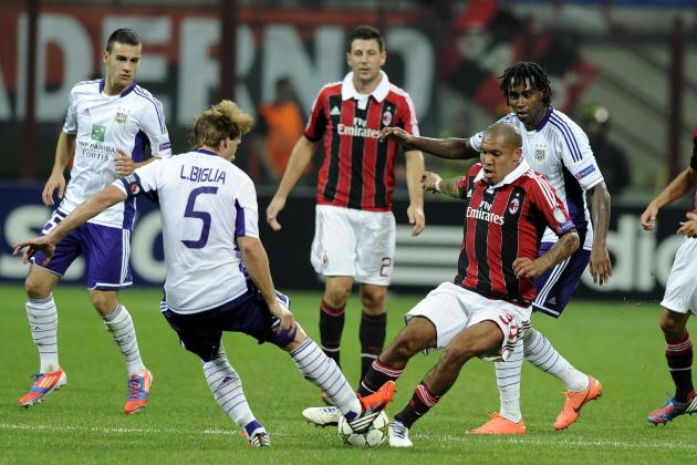AC Milan: Rossoneri Should Sack Allegri After Champions League Draw