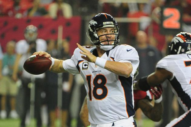 Why Broncos Fans Should Actually Be Encouraged by Peyton Manning's Performance