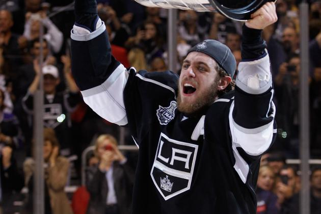 Source: Kopitar Signs with Sweden's Mora IK