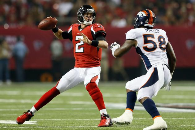 NFL Week 3 Picks: Falcons over Chargers