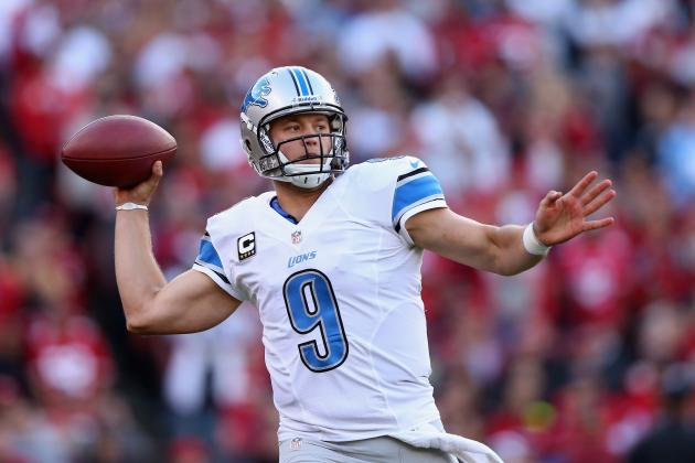 NFL Week 3 Fantasy Projections: Matthew Stafford Top Performer