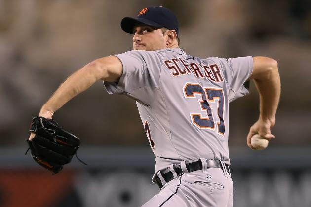 Max Scherzer: Latest Updates on Tigers SP's Shoulder Fatigue