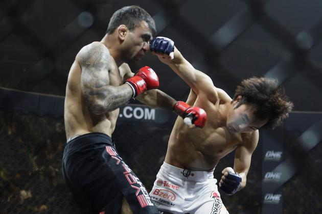 ONE FC's Rationale for Bantamweight and Lightweight Title Bouts in B/R Exclusive