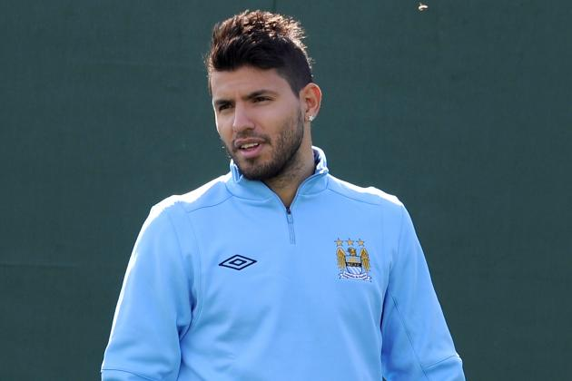 Sergio Aguero: I'd Rather Have Joined Real Madrid Than Manchester City