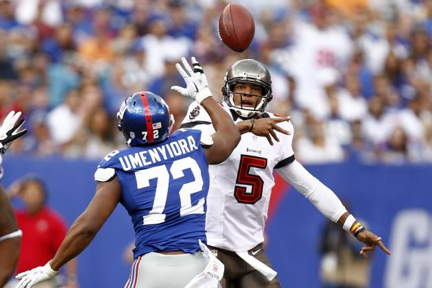 What's Ailing the New York Giants' Usually Dominant Pass Rush?