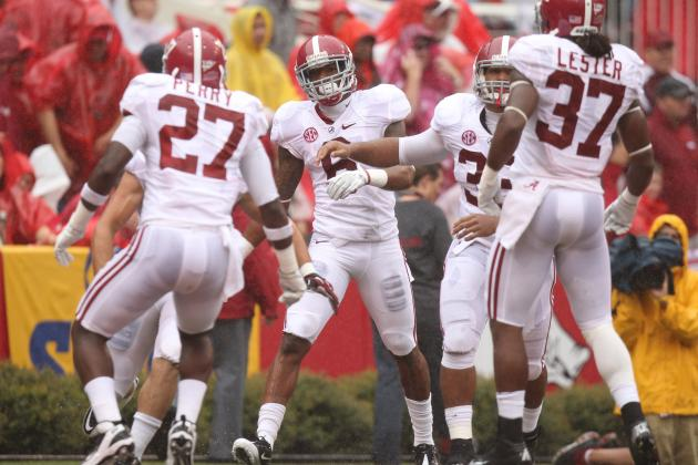 Alabama Football: Why We Won't Know How Good Alabama's Defense Is Until October