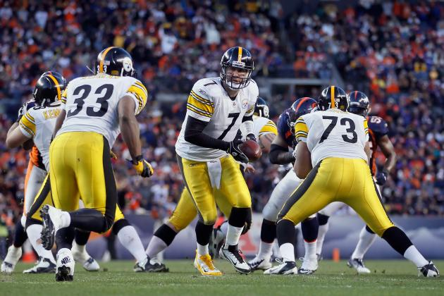 Pittsburgh Steelers Offensive Line Slowly Improving