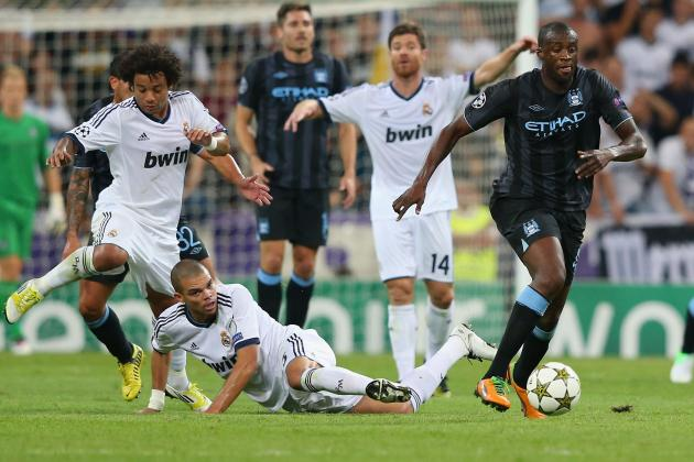 Manchester City: Defeat to Real Madrid