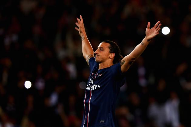 Ibrahimovic and Silva Shine in PSG's Champions League Romp