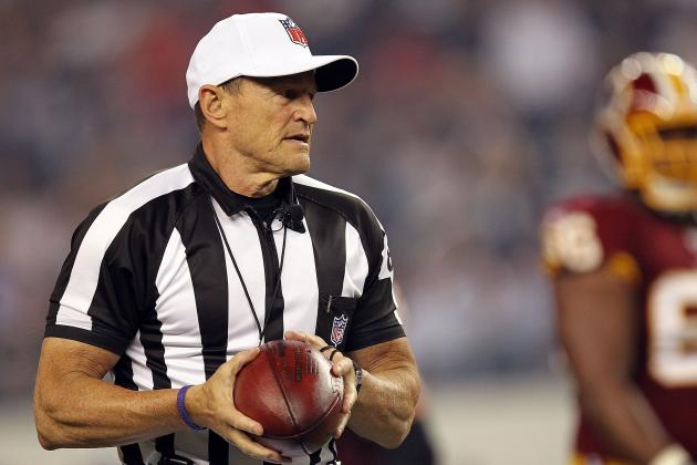 NFL Week 2: Are the Replacement Officials Destroying the Integrity of the Game?