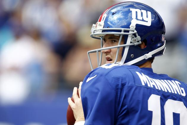 New York Giants: How Eli Manning Goes from Zero to Hero