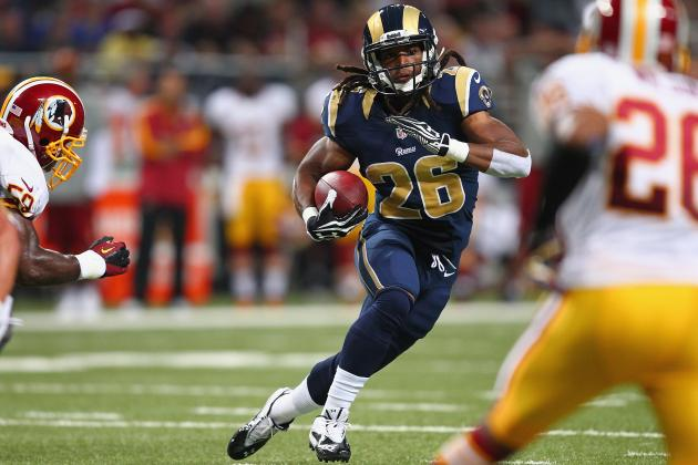 St. Louis Rams: Has Daryl Richardson Earned a Permanent Role in the Offense?