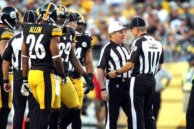 NFL Players Need to Shut Up About Replacement Refs or Do Something About It