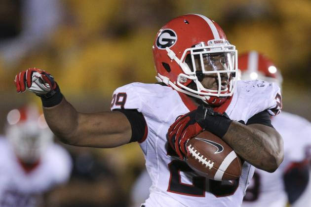 Georgia Star Jones Expects to Play Against Vandy
