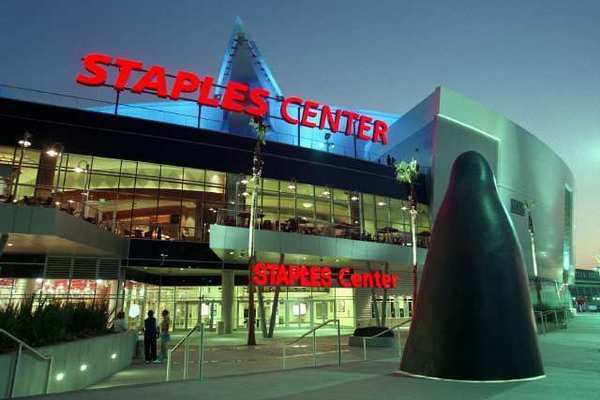 Owner of Staples Center and Los Angeles Kings Is Put Up for Sale