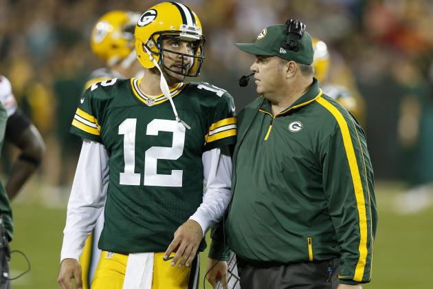 Mike McCarthy Says Offense Isn't Far off