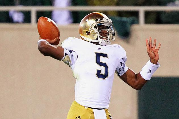 Notre Dame at the Quarterpost: The Irish After Three Games