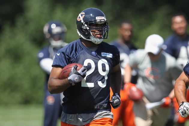 Fantasy Football: Bears RB Michael Bush a Must-Start After Matt Forte Injury