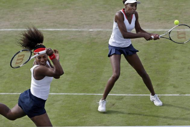 Venus Williams and Serena Williams Teach Different Lessons in Self-Belief