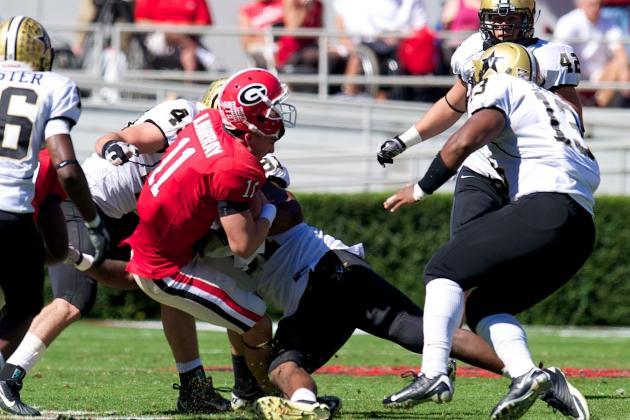 Georgia Football: Why the Bulldogs Should Beware of the Vanderbilt Commodores