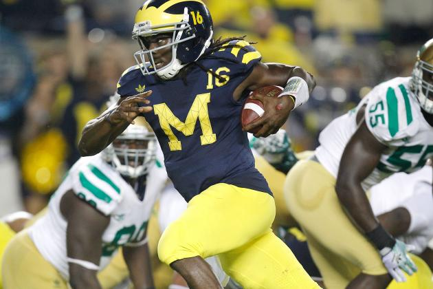 Michigan Football: Keys to Wolverines Taking Down Notre Dame