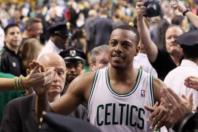 Why Paul Pierce Is Still Essential to the Celtics' Title Hopes