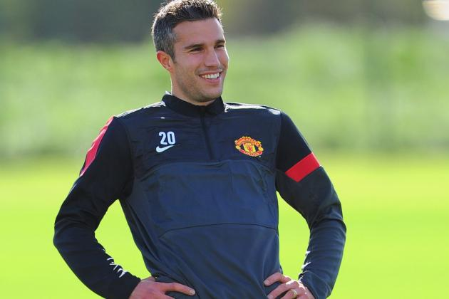 Arsene Wenger Doesn't Understand Why Robin Van Persie Left Arsenal