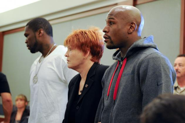 Floyd Mayweather: 'Money' Involved in 'Verbal Altercation' with Woman
