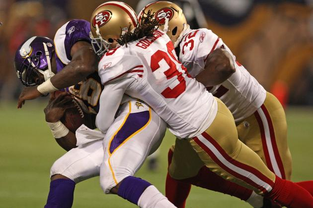 How San Francisco 49ers Will Shut Down Adrian Peterson, Minnesota Vikings