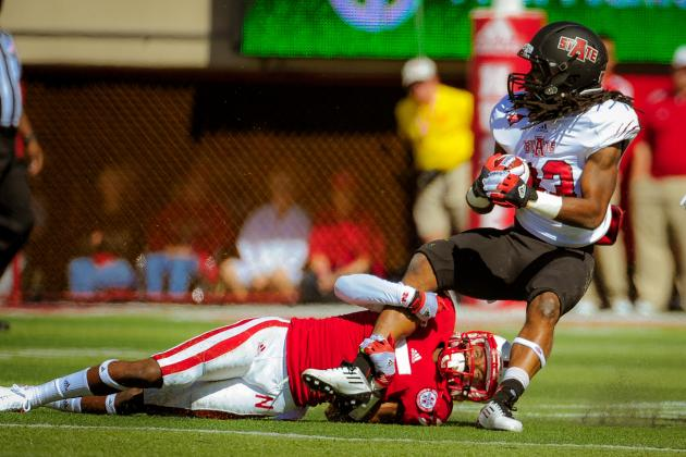 Nebraska Football: Nebraska Loses Linebacker Zaire Anderson for the Year