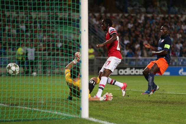 5 Thoughts on Arsenal's Champions League 2-1 Victory over Montpellier